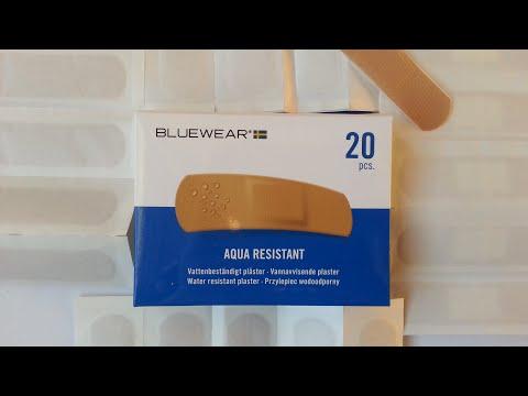 Bluewear Aqua Resistant Plaster