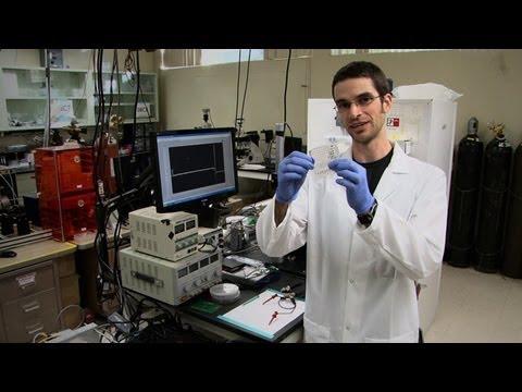 Nanotube Springs Stretch Skin-Like Sensor