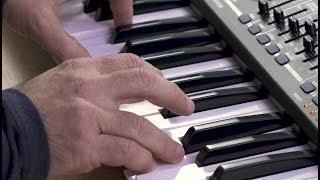 Behringer DeepMind 6 analog polyphonic synthesizer   Crutchfield video