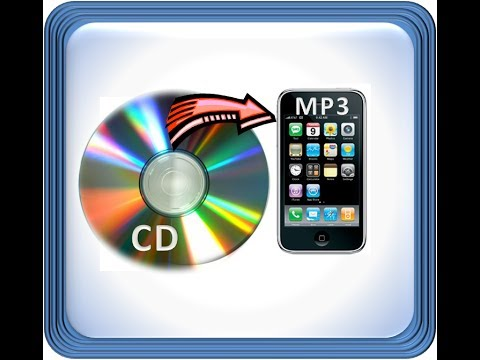 How to convert CD to Mp3 using window media player