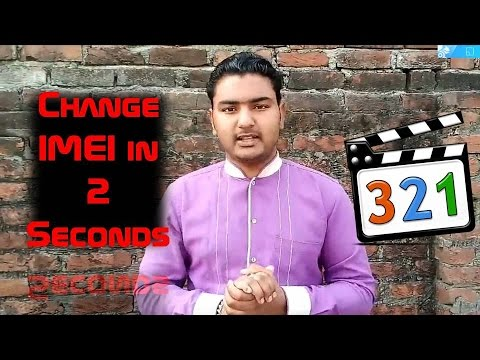 How to change IMEI number || MUST WATCH FOR FUN || 100% REAL || HINDI