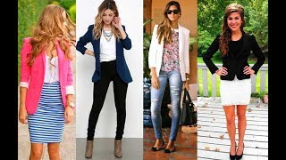 19145a013ab Moda y Ropa para mujeres de 30 a 40 años, outfits modernos nunca ...