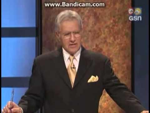 Jeopardy! 10/8/2004 - Ken Jennings'