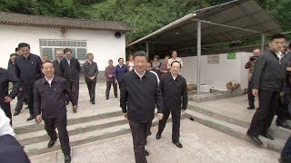 Xi : I am happy to see you living a happy life