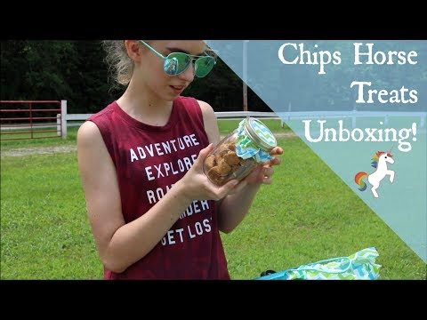 Chips Treats Unboxing and Reviewing!