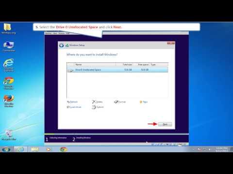 How to install Windows 10 on a Virtual Box (Virtual Machine)