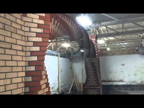 Masonery  Art And Desing Twisted  Colums and Arch