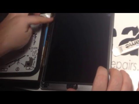 iPad Air (iPad 5) - Top of digitizer touch not working