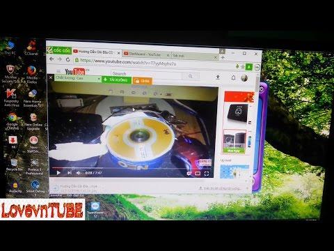 Hướng Dẫn Ghi Đĩa VCD Bằng Phần Mềm Nero 7 Từ Video Youtube Thành Công 100%