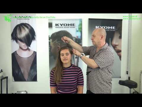 How to get a short bob and still being able to wear it in a tail! T.K.S. TUTORIAL