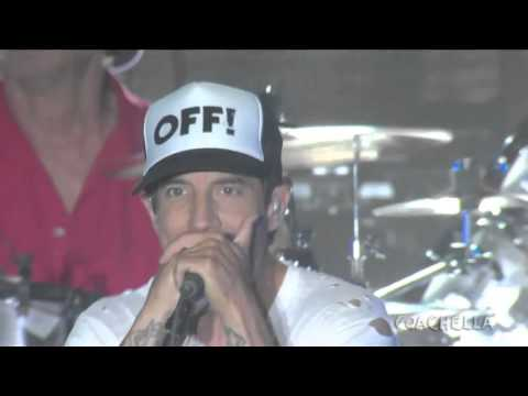 Red Hot Chili Peppers - Full Live at Coachella 2013 [HD1080p H 264 AAC