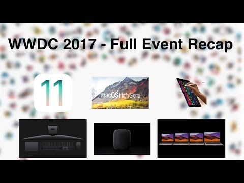 WWDC 2017: Full Event Recap