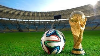 Amo i mondiali, alla faccia vostra e della RAI #Brasile2014