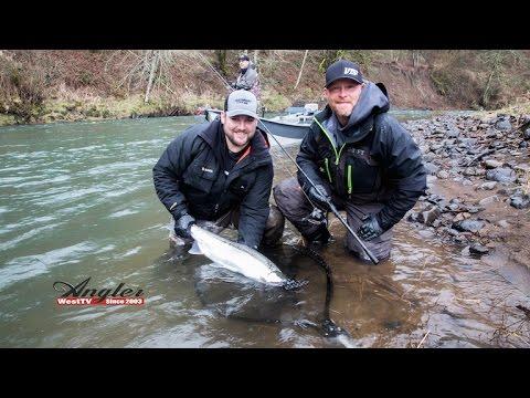 Float Fishing Oregon Coast Winter Steelhead