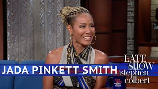 Jada Pinkett Smith: Happiness Is About Peace