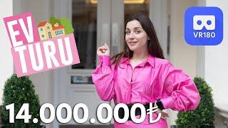 14.000.000TL 'LİK EV TURU (VR180)