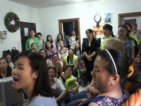 Home church in China
