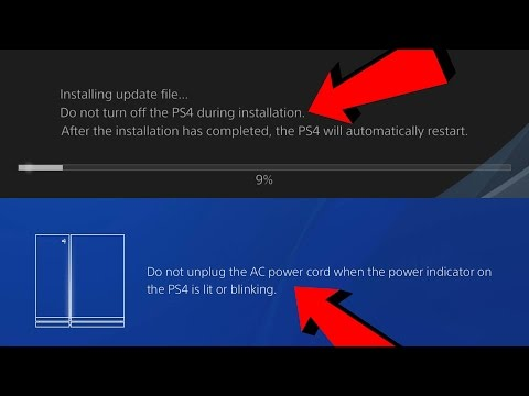 WHAT HAPPENS WHEN YOU TURN OFF YOUR PS4 WHEN YOU'RE NOT SUPPOSED TO? (DO NOT TRY THIS)