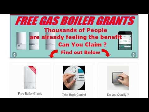 Apply For a Free Boiler Grant Accrington