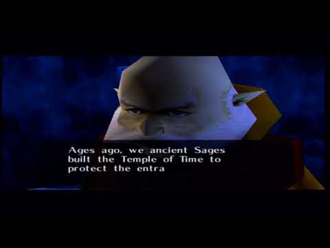 Ocarina of Time   Off to the 4th Dungeon   Part 10