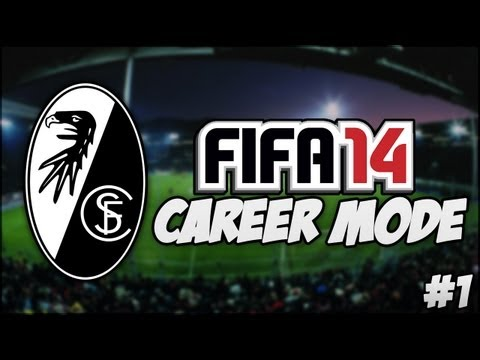 FIFA 14 | Career Mode | SC Freiburg #1