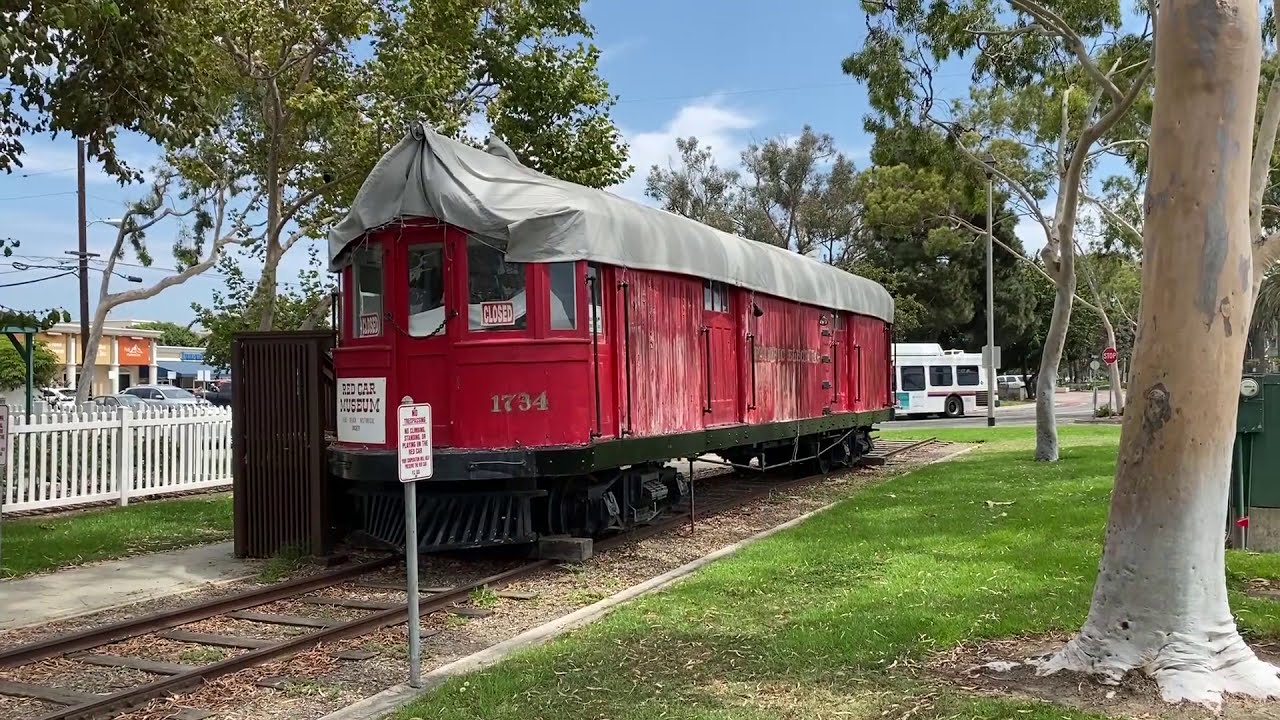 Episode 11 - Remnants of the Red Cars - Hidden Huntington Beach