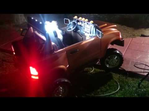 Power Wheels kid Trax Dodge Ram 🐏