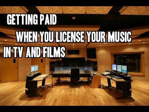 Getting Paid When You License Your Music In TV and Films