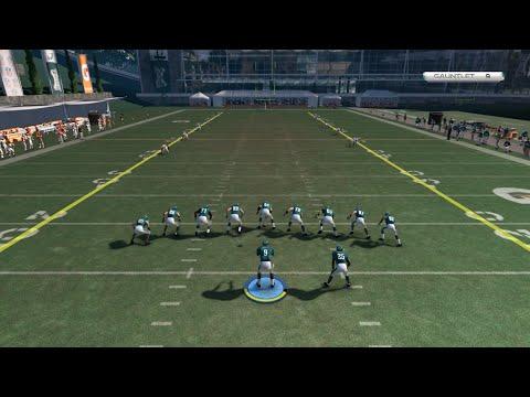 Madden 15 NEW Gauntlet Mode Next Gen Gameplay - Overview of Challenges & Boss Battles