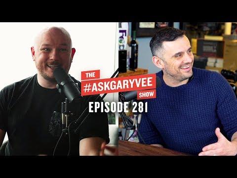 ProfessorBroman, Drake and Ninja Playing Fortnite, & My First Twitch Stream | #AskGaryVee 281