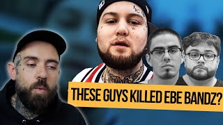EBE Bandz Body Found In The Woods. 2 Men Charged