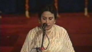 Wo mujh se hue hum kalam farida khanum lok virsa for Iqbal bano ghazals