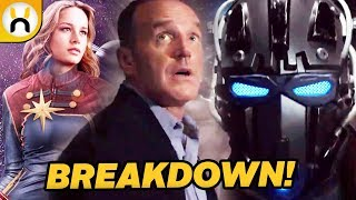 Agents of SHIELD Season 5 Trailer Breakdown - Captain Marvel & Infinity War Teased