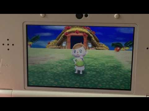 How To Get a Tan in animal crossing new leaf | Sophie's Tutorials!!