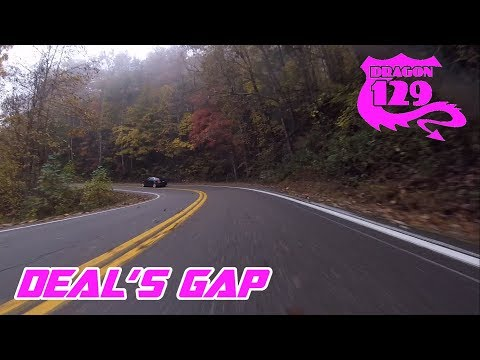 Tail of the Dragon | 370Z & BMW 128i Chase Video