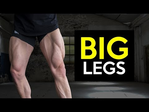 Calisthenics And Weights for Leg Mass