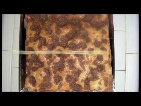 Coffee Cake Recipe with Cinnamon Crumb Topping