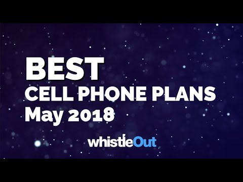 Best Cell Phone Plans - May 2018