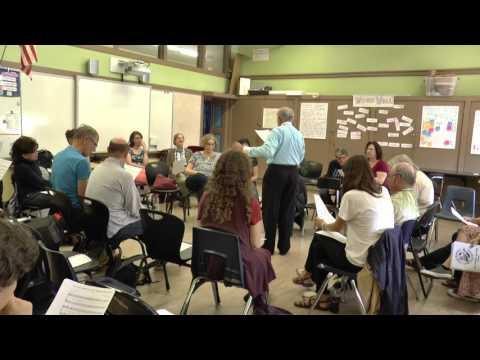 Learn to Sing Barbershop Harmony