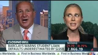 Peter (Capitalism) Schiff vs Diana (Socialism) Carew Debate Student Loans Bailout