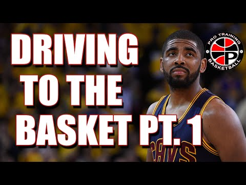 How To Drive To The Basket PT. 1 | Holding The Ball | Pro Training Basketball