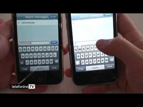 iPhone 3G vs iPhone 3GS da telefonino.net