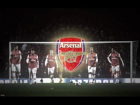 Learn how to play football like Arsenal  | Teamwork