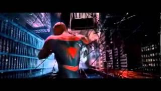 Spiderman 3 (2007) - Spider-Man VS Sandman and Venom (Final Fight) Part 1