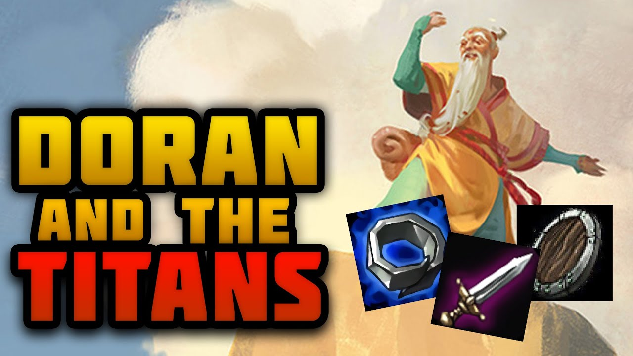 The Legend of Doran and the Titans