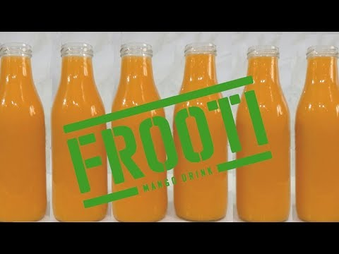 Mango Fruity Drink | Frooti | बिना  मिलावट  के  | Without  Chemical