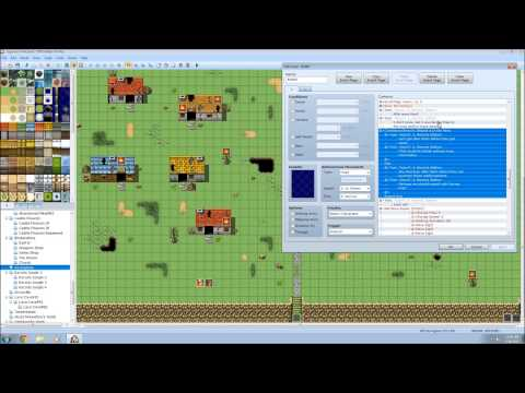 RPG Maker VX Ace Tutorial - Cutscene ending in battle
