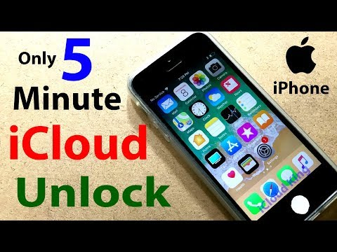 Only 5 Minutes iCloud Unlock || iPhone Activation Lock || PERMANENTLY Unlock'iCloud