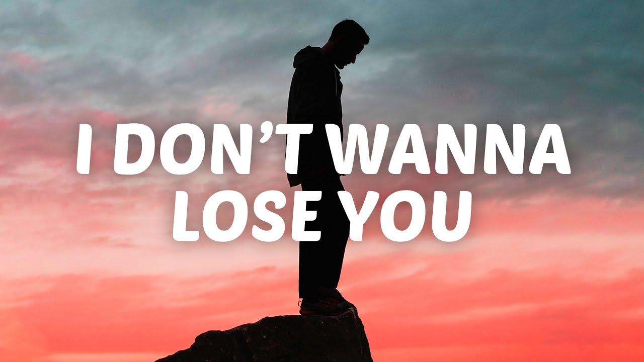 I don't wanna lose you 💔 (mix with lyrics)