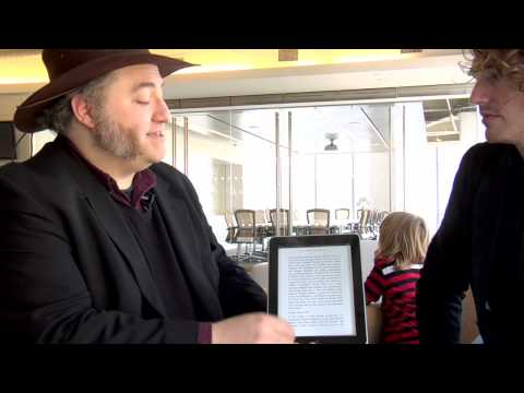 iPad Hands-On: New York Times Fires Up Video, We Take Requests Via Twitter [Video] [PART 5]